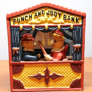Other - Punch and Judy Bank